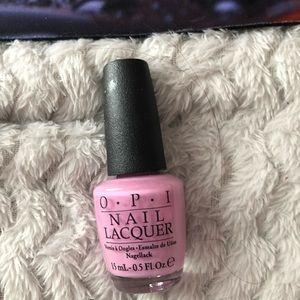 Lucky Lucky Lavender OPI nail polish
